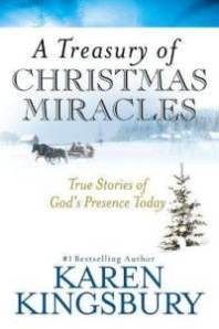 a-treasury-christmas-miracles-true-stories-gods-presence-karen-kingsbury-hardcover-cover-art