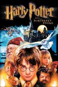 Harry Potter and the Sorcerer's Stone (Official Movie Poster)