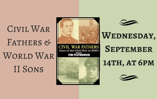 Civil War Fathers Rotating Page