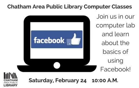 Facebook Computer Class - February 2018