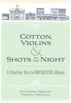 Cotton, Violins & Shots in the Night book cover
