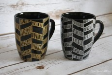 sharpie mug craft