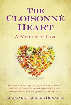 The Cloisonne Heart by Margaret Maggie Honnold
