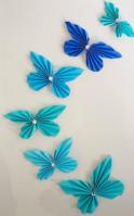 accordion butterflies